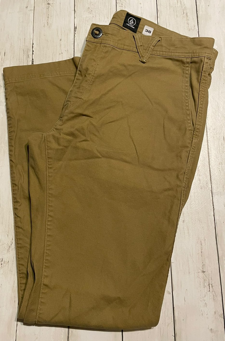 Mens Volcom pants size 36