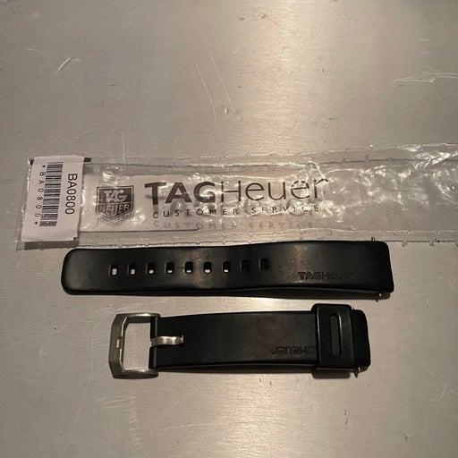 Tag Heuer Aquaracer rubber strap   20 mm