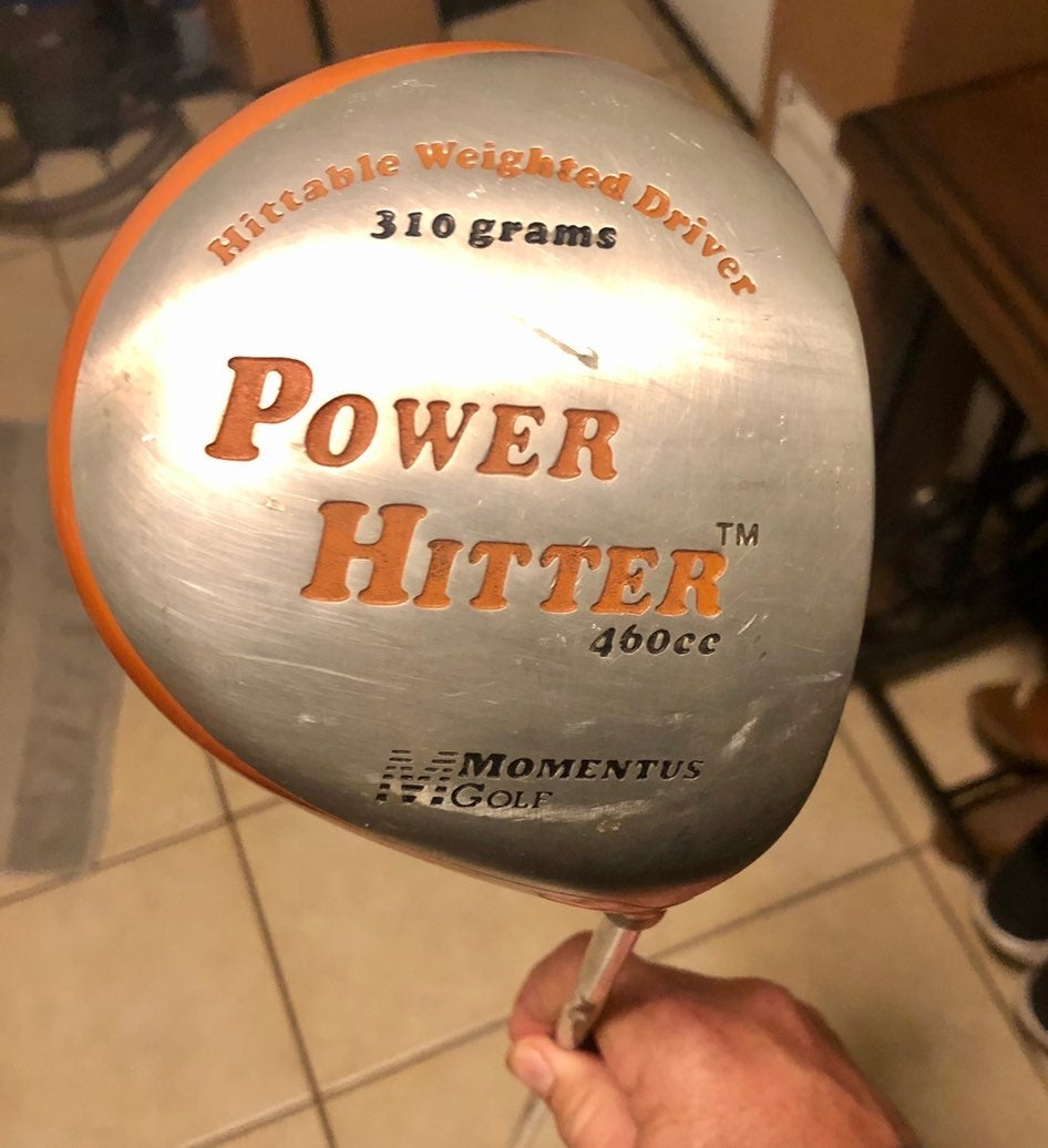 Momentus Power Hitter Driver