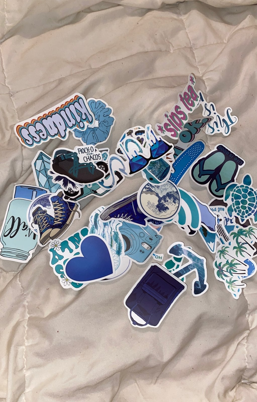 34 VSCO Stickers