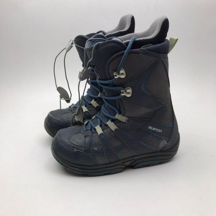 Burton Moto Snowboard Boots Womens Sz 8