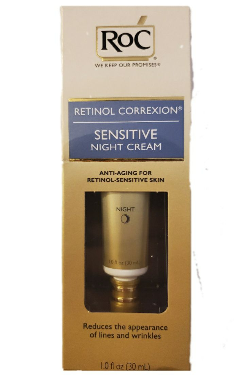 Retinol Correxion Sensitive Night Cream