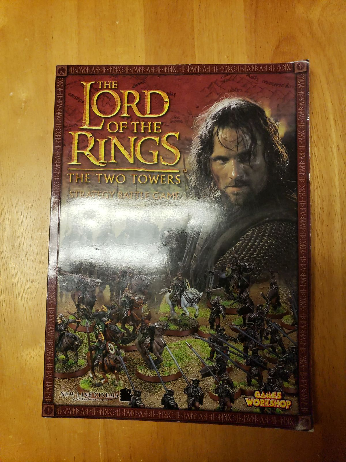 The Lord of the Rings Two  Towers strate