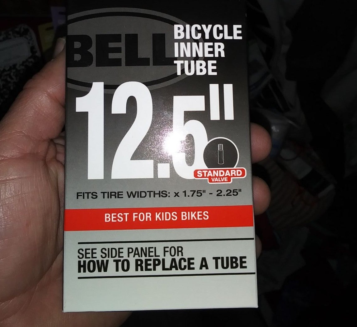 """12.5"""" Bicycle Inner Tube bundle×4"""