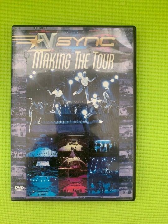 NSYNC - MAKING THE TOUR