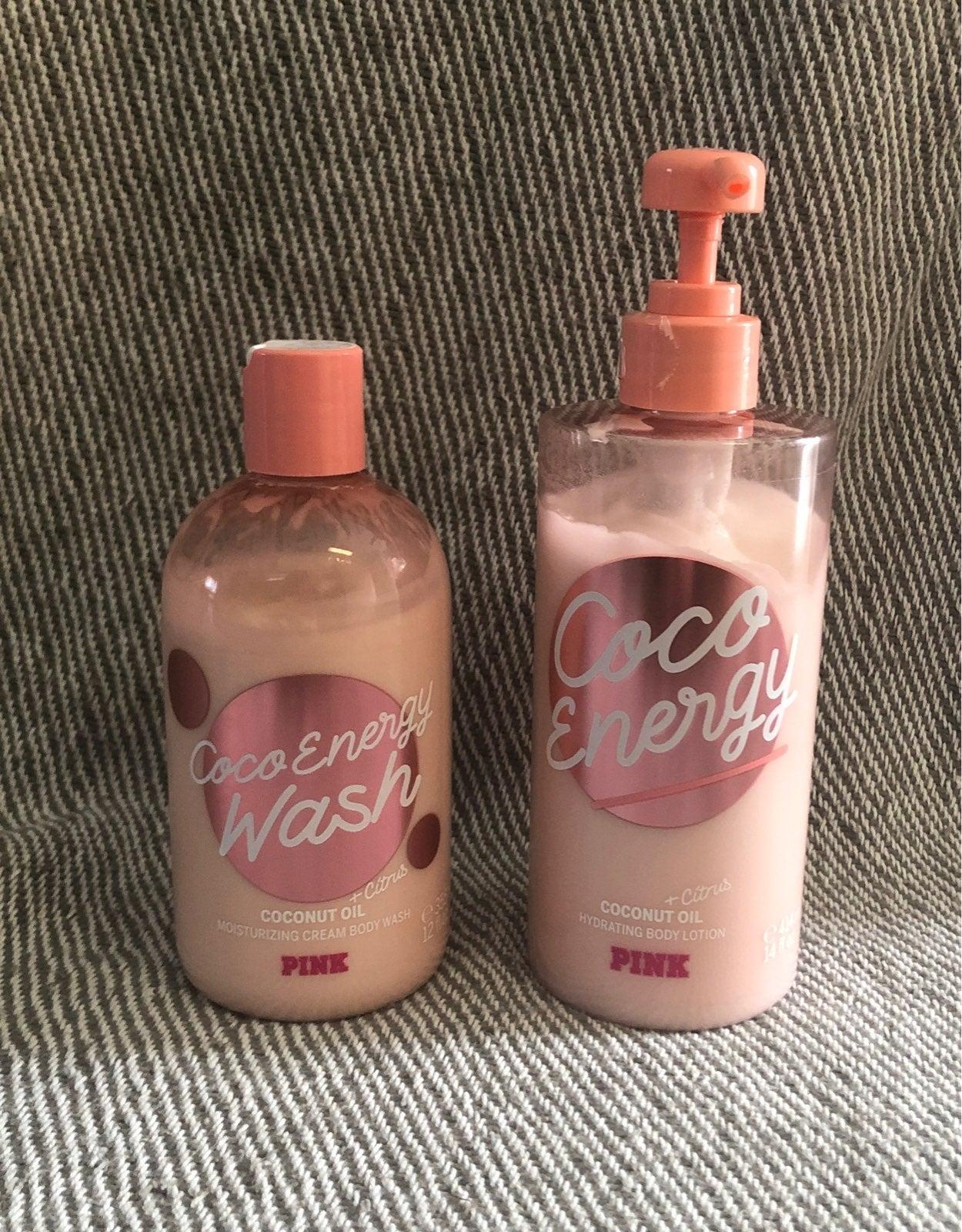 Pink Coco Energy Set