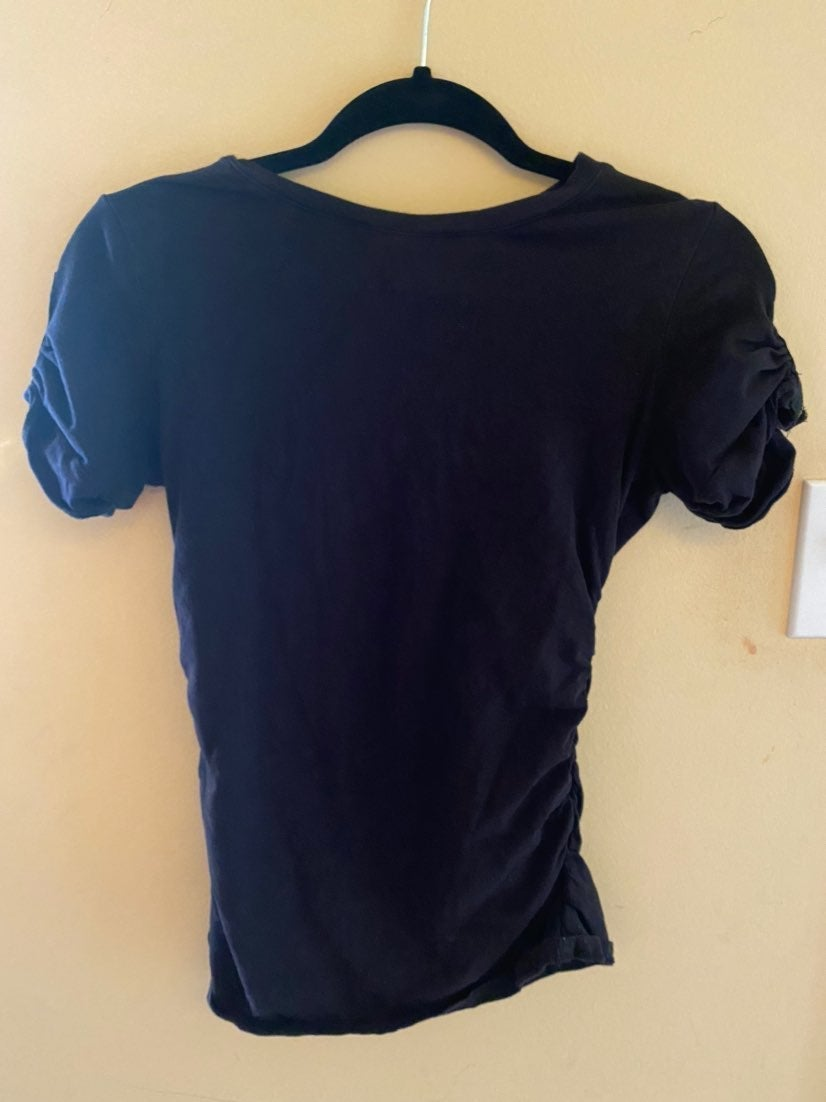 Michael Kors black shirt