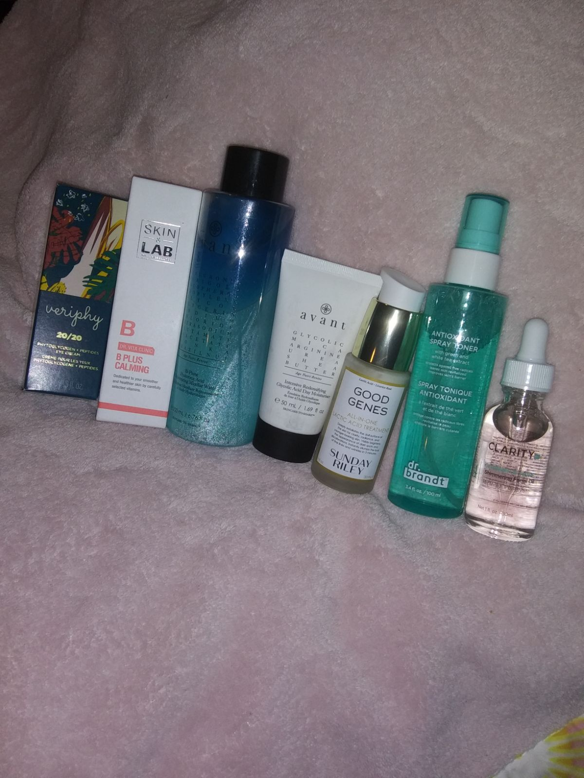 Skincare Bundle, Avant, Sunday Riley+