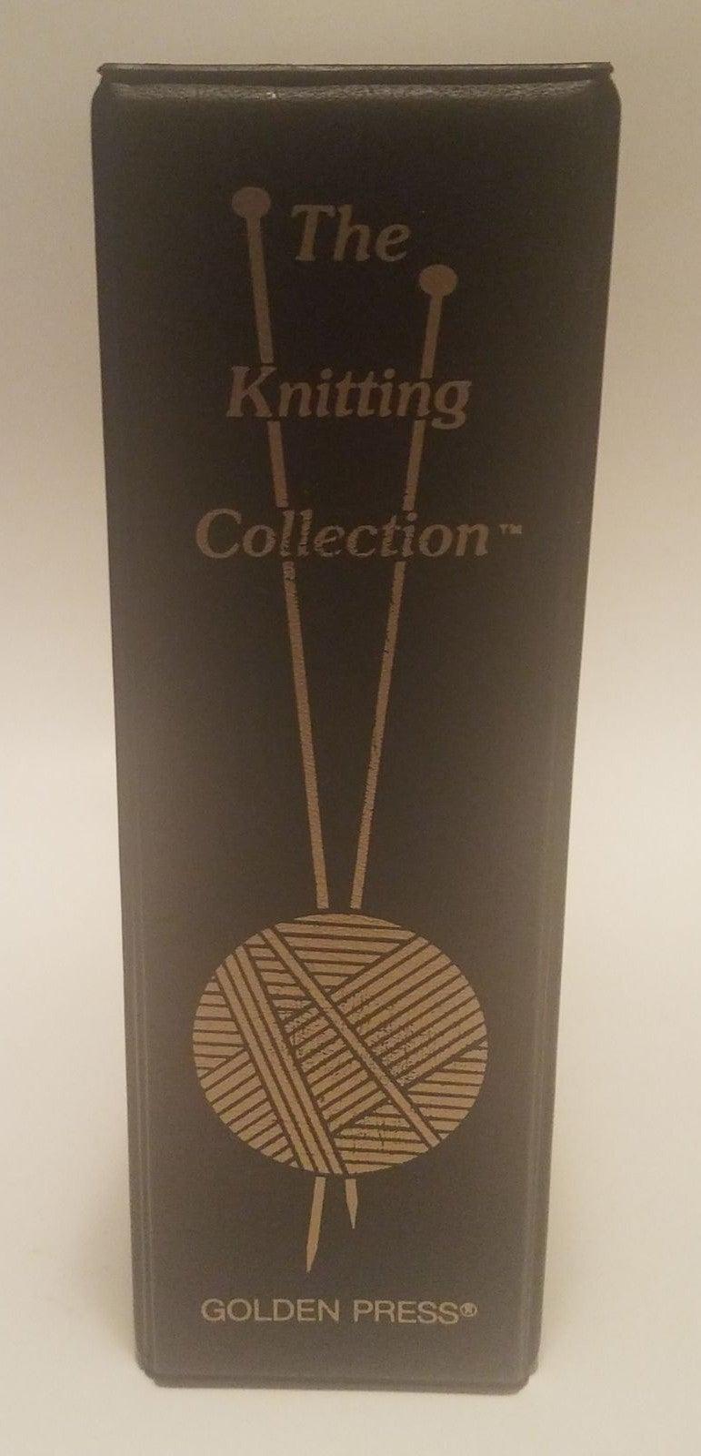 Vintage Knitting Collection Binder