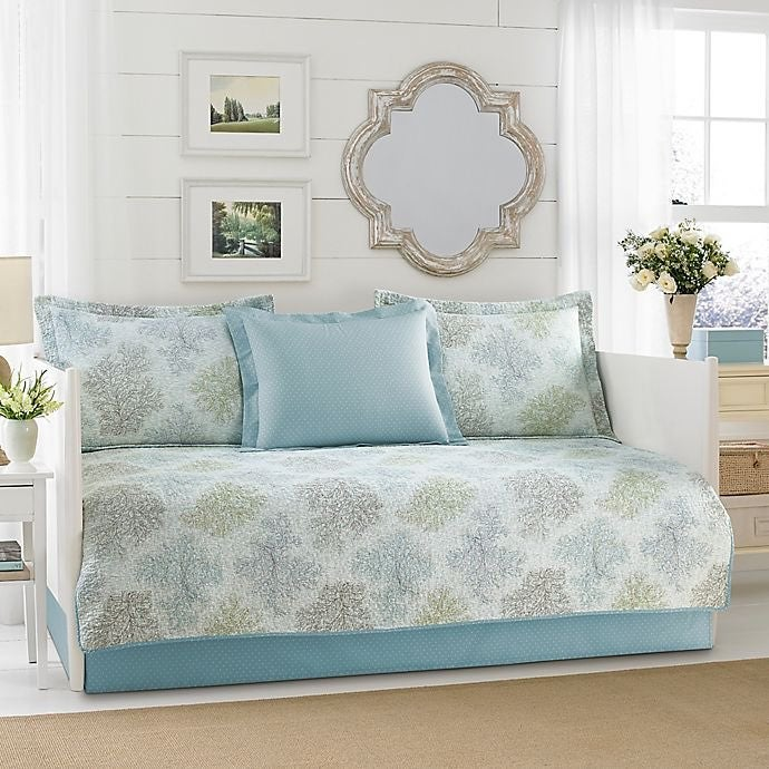 Blue Saltwater Daybed Set - Laura Ashley