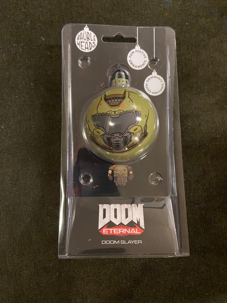 Doom Eternal Ornament