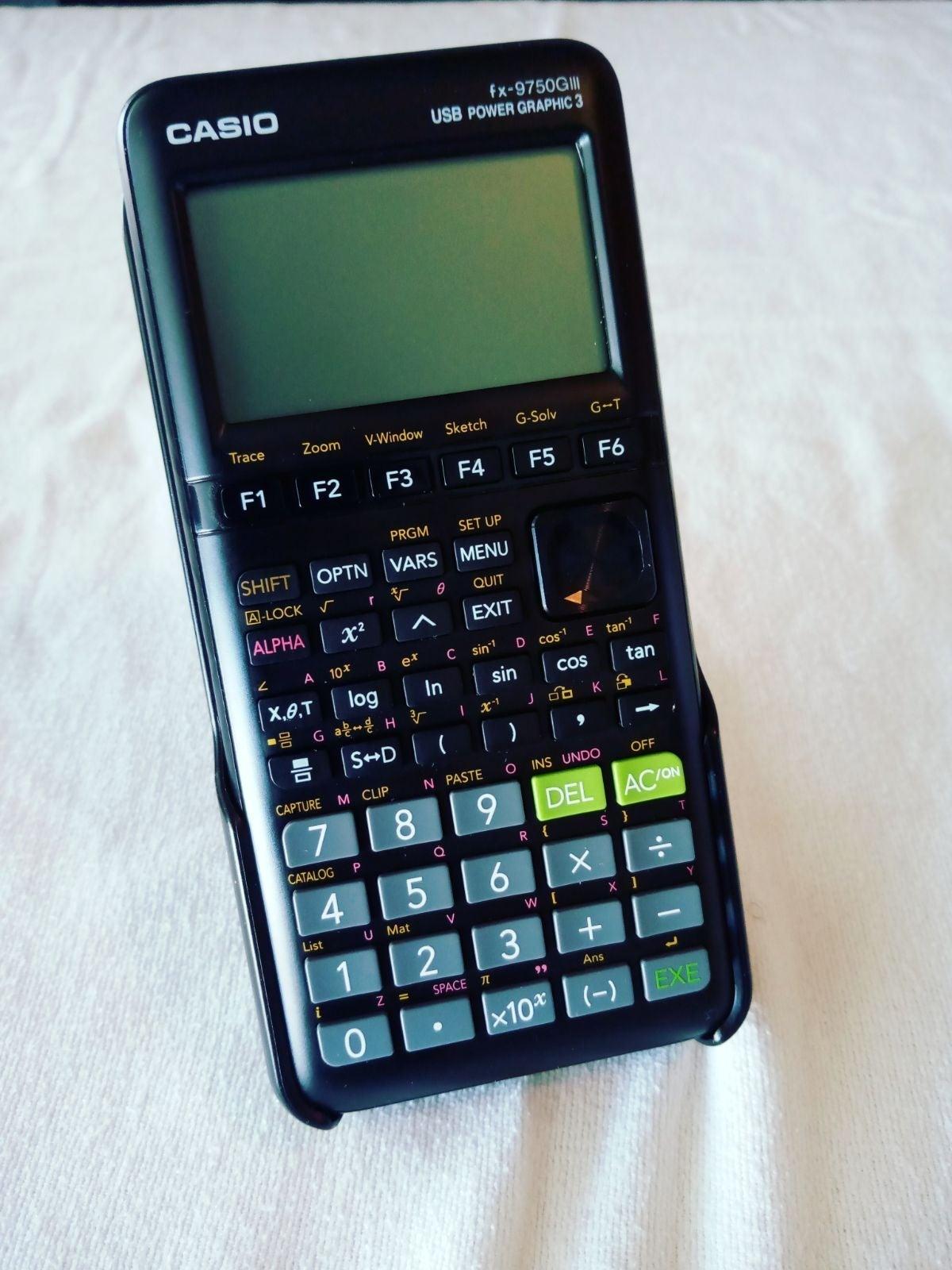 Casio Graphing Calculator (New)