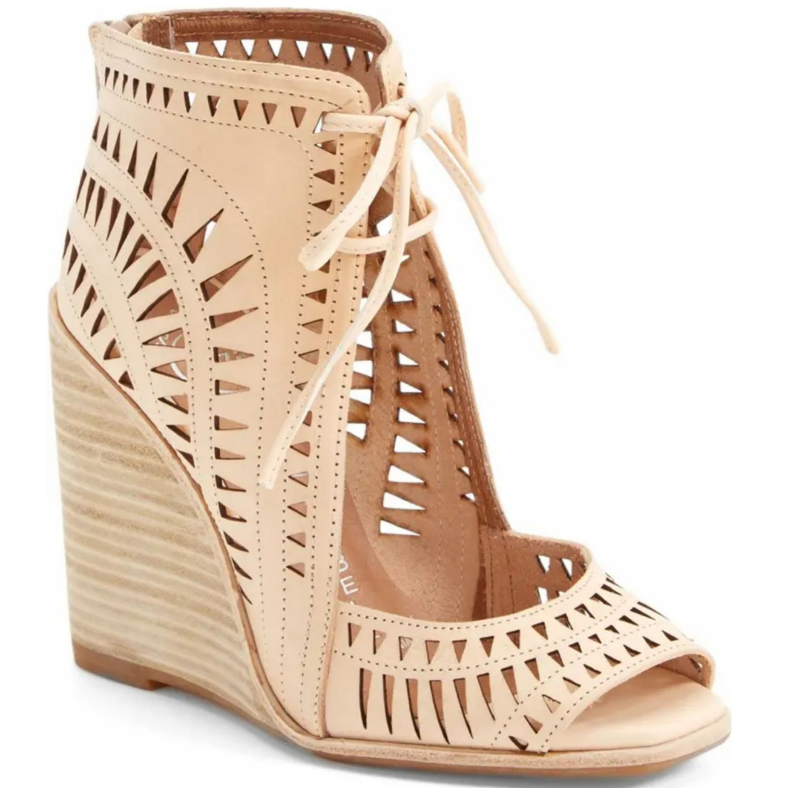 JEFFREY CAMPBELL Rodillo hi wedges 8