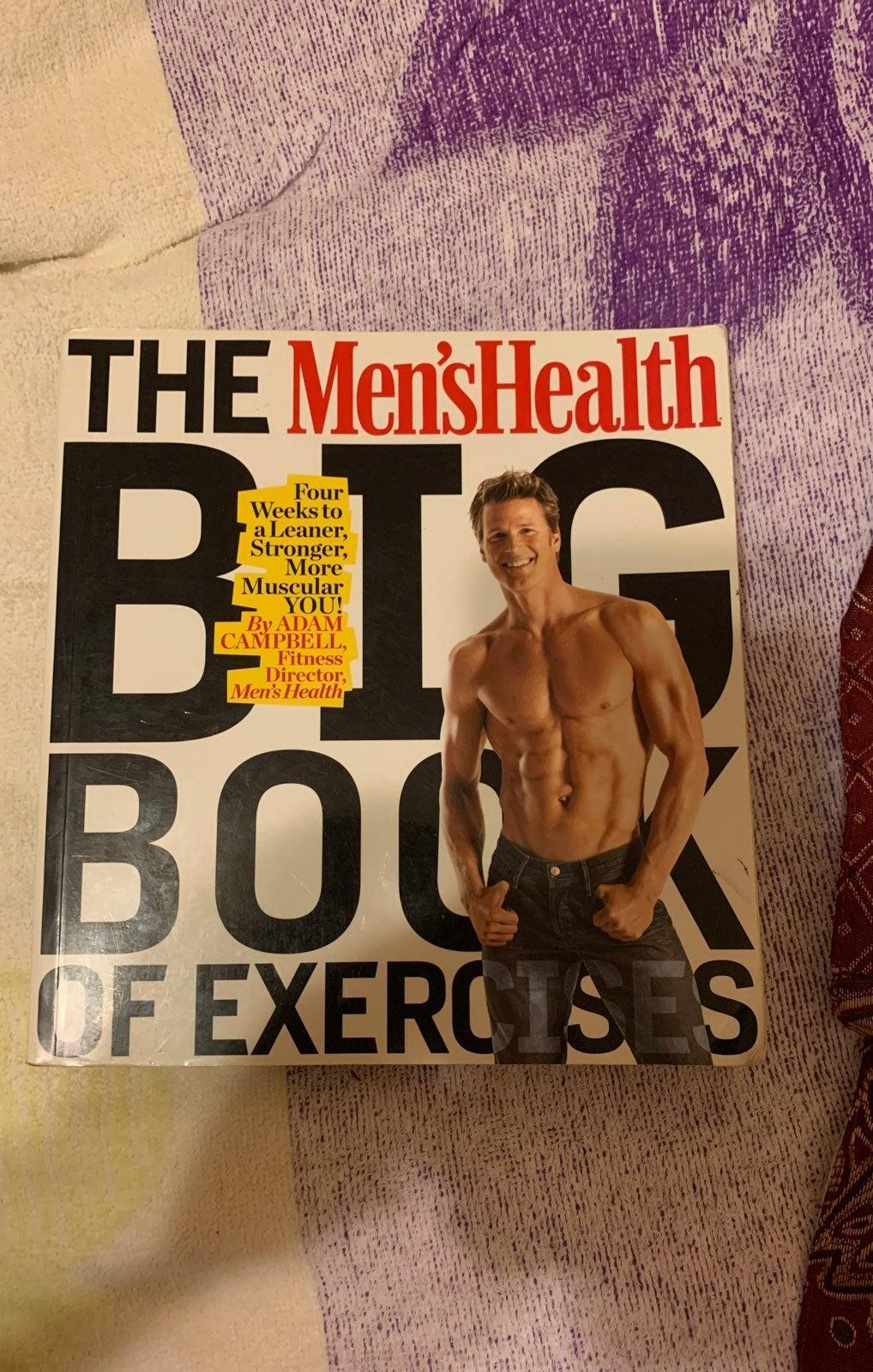 The Men'sHealth Big Book Of Exercises
