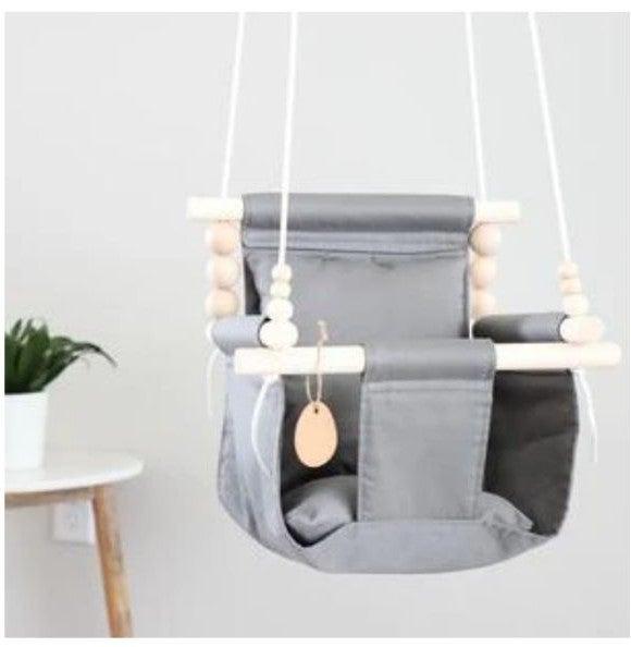 New Sweet Swinging Baby Swing... Make an
