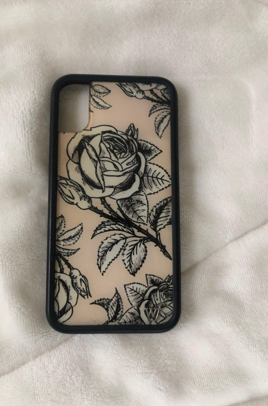 wildflower case iphone x