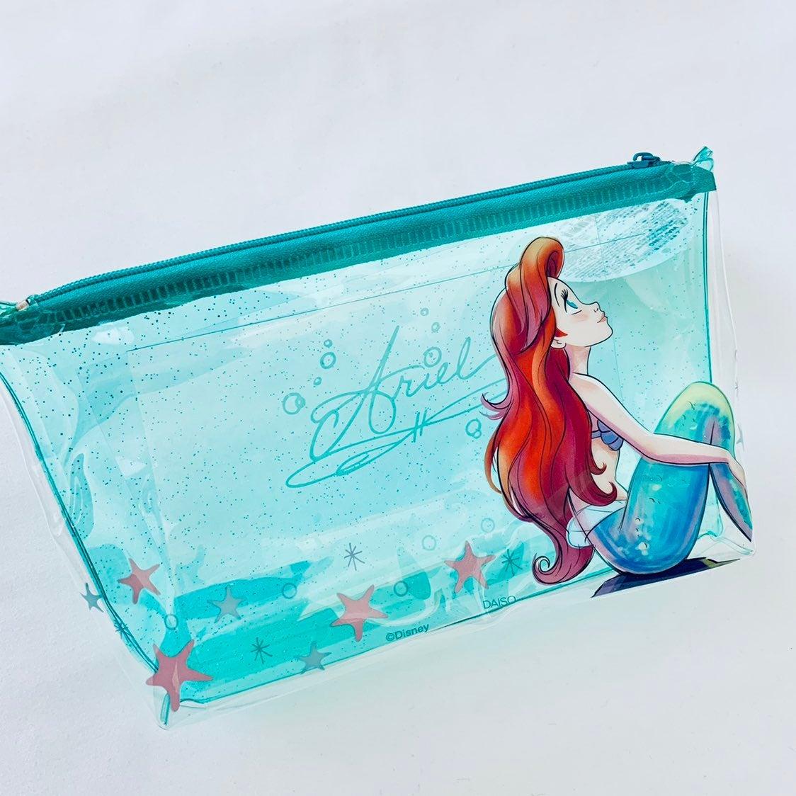Little Mermaid Ariel Boat Pouch - Teal