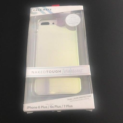 IPhone 8/7/6/6s PLUS Casemate Iridescent