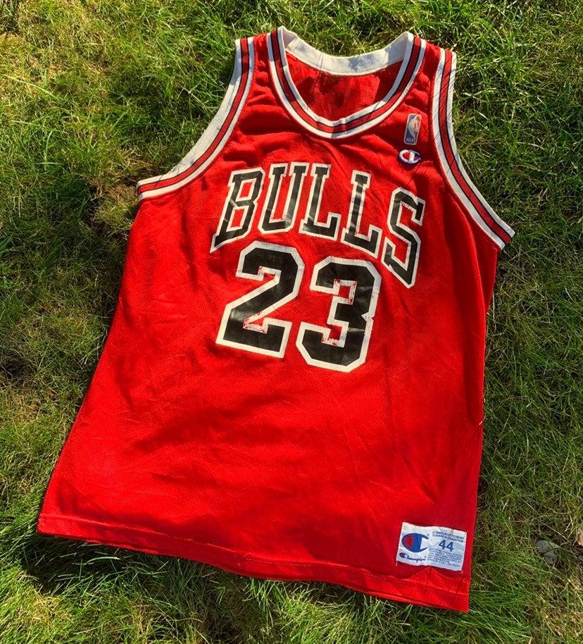 Vntg Champion Michael Jordan Jersey