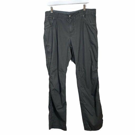 Columbia Grey Regular Fit Straight Pants
