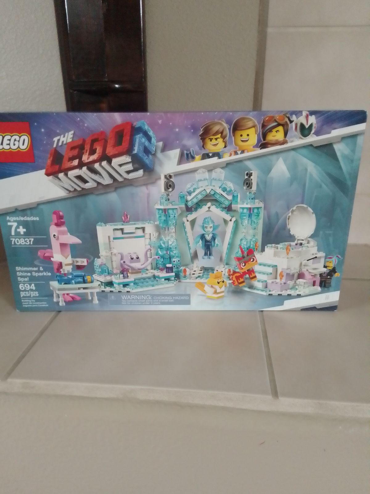 Lego Shimmer and Shine Sparkle Spa!