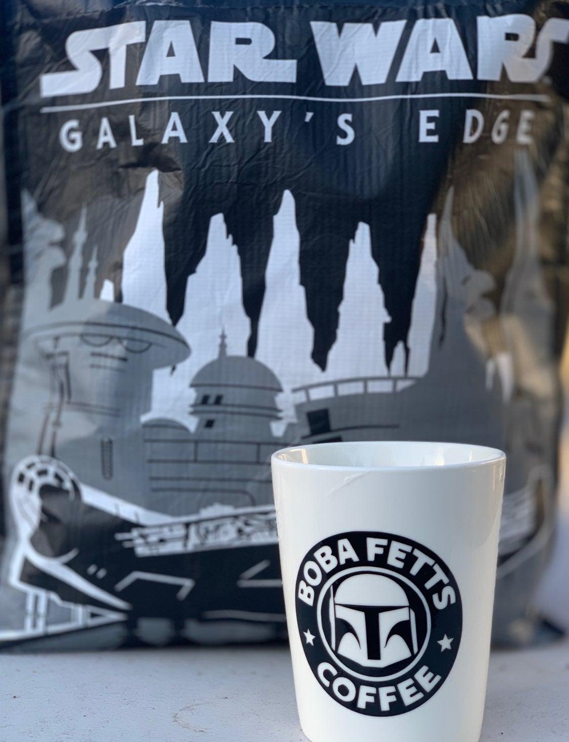 Starbucks inspired coffee mug