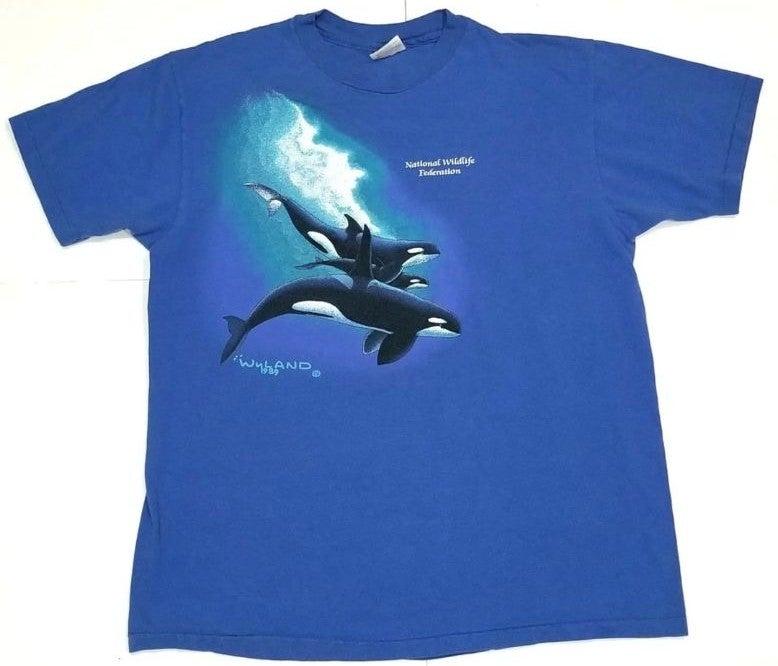 National Wildlife Vintage shirt 1989