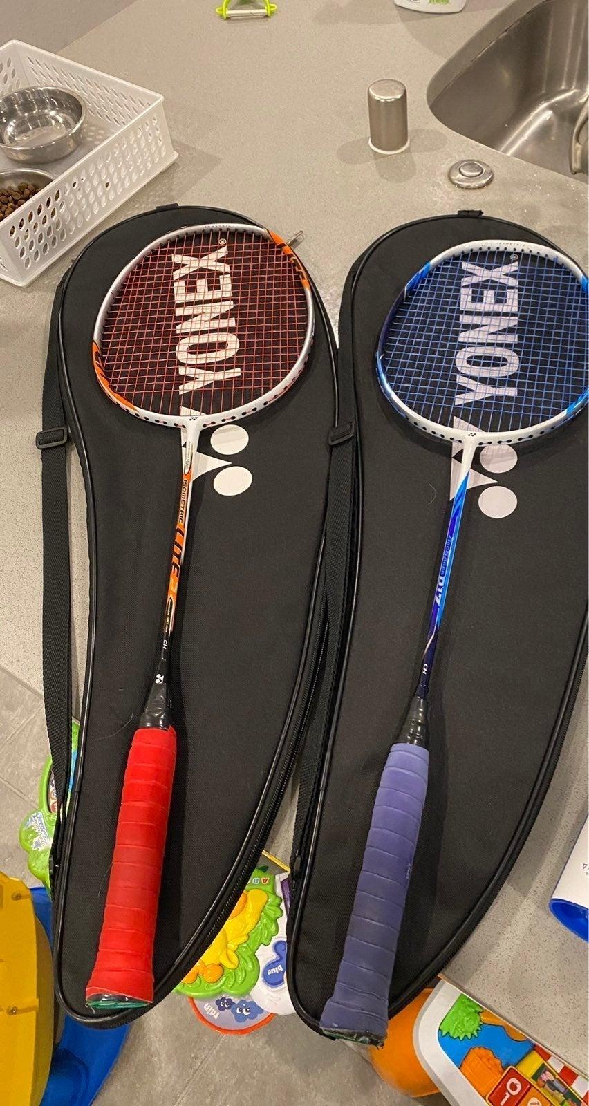 Yonex badminton Arc Saber D17- 2 pack