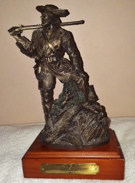 The Trailblazer Sculpture by Rick Terry