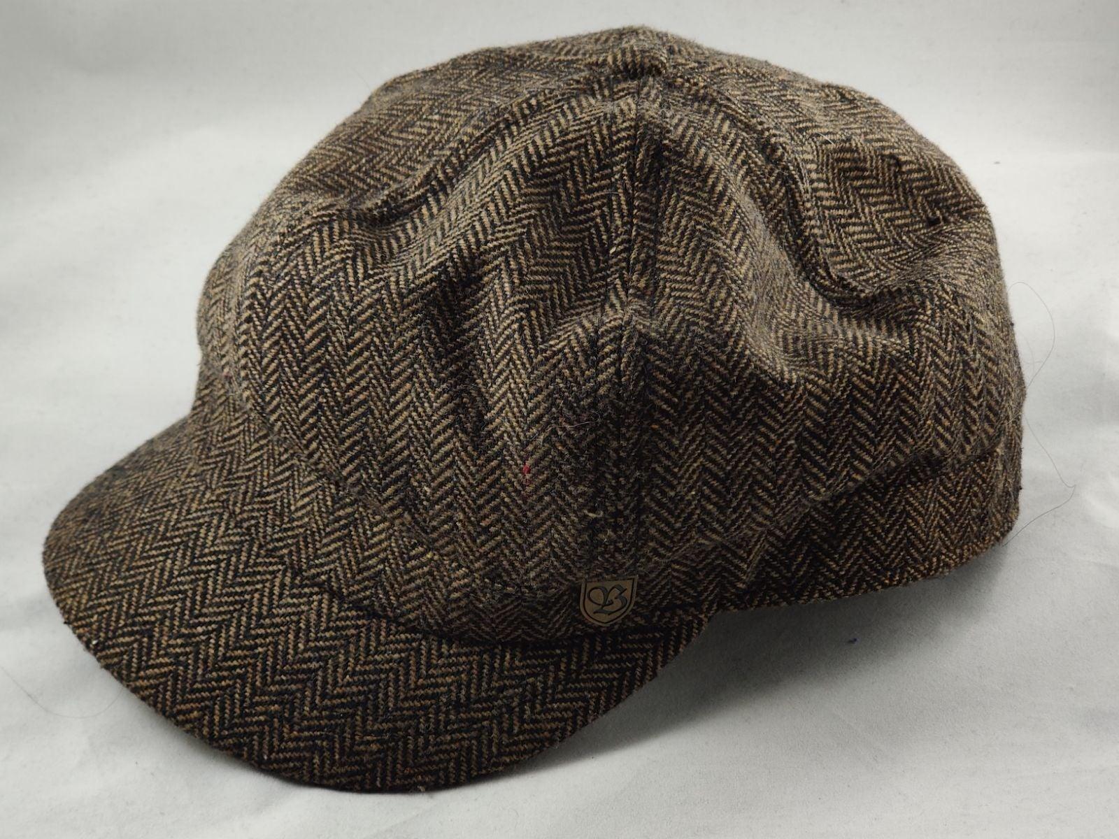 Brixton brown hat