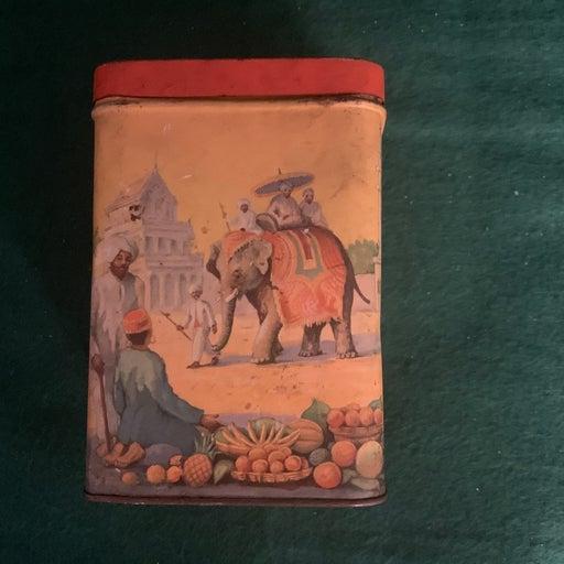Vintage Lipton's Tea Tin 1930/ 1940's