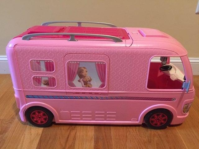 Barbie Dream Camper RV