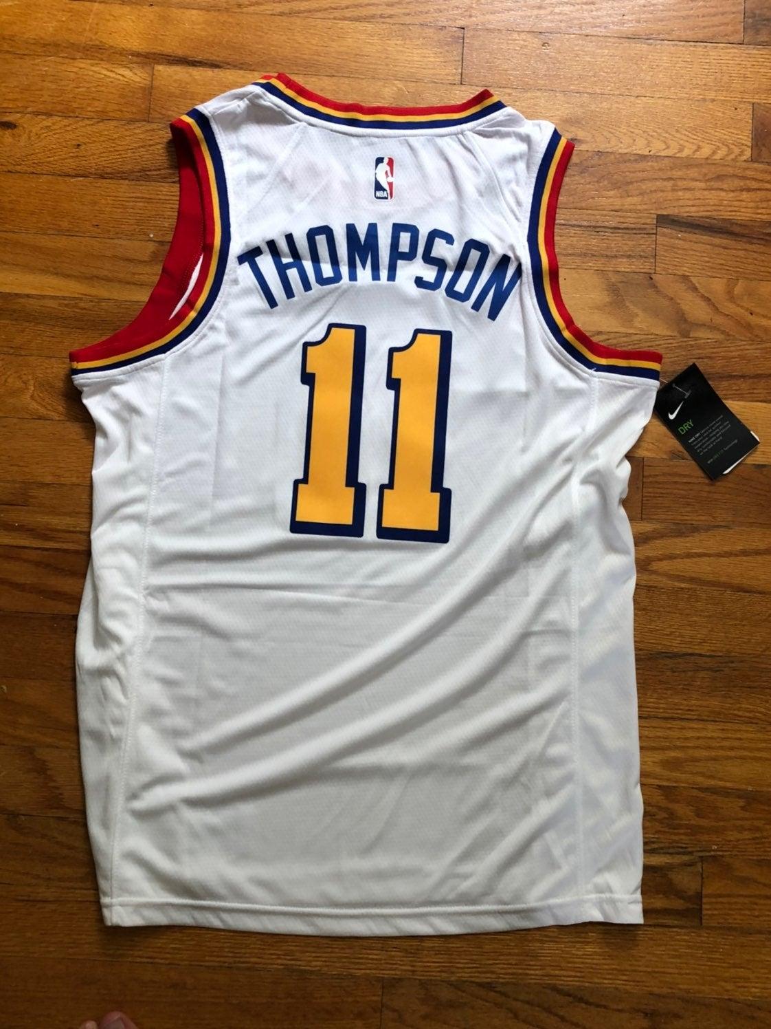 Klay Thompson Jersey Large