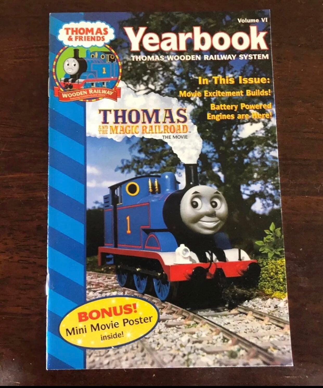 2000 Thomas the Train Wooden Catalog