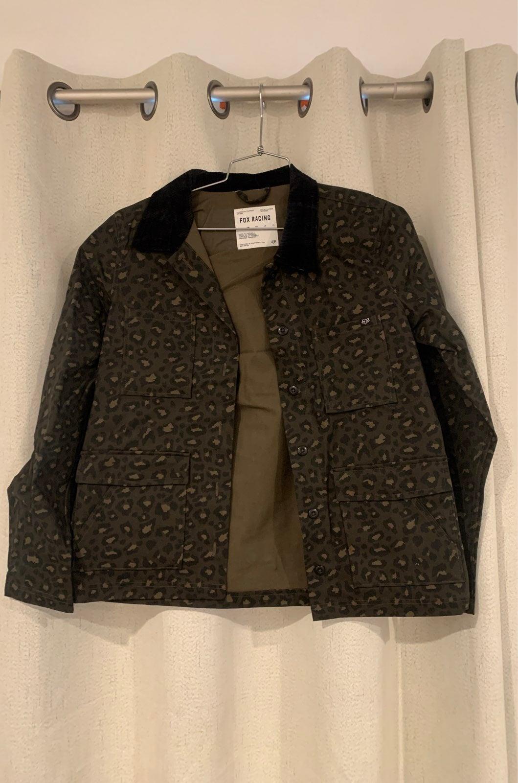 Fox racing womens jacket