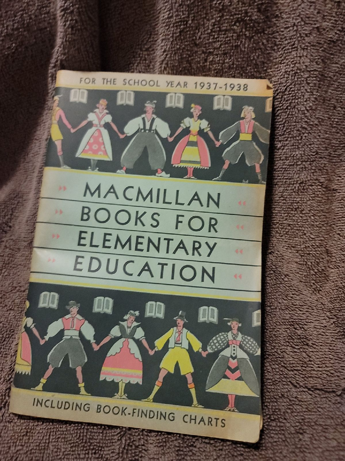 MacMillan Books Elementary Education