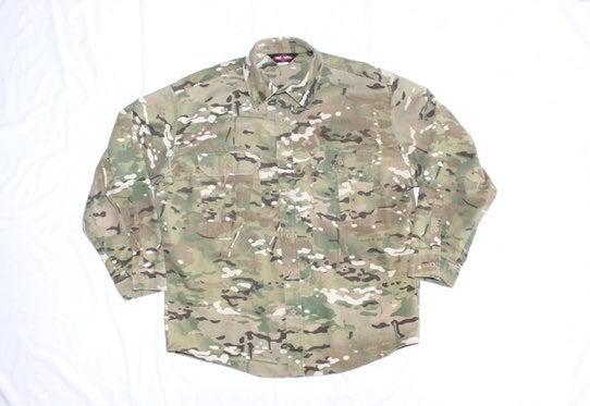 Tru-Spec Camo Hunt Shirt Men's XL