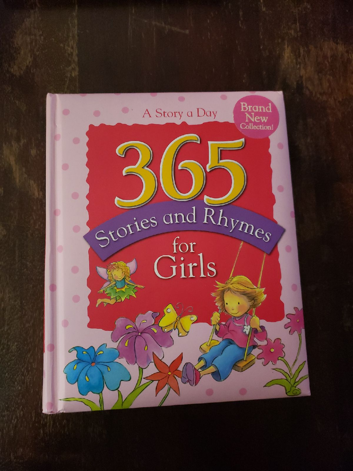 Stories and Rhymes for Girls