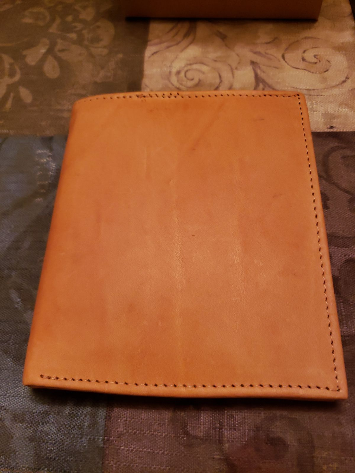 Brand new men's leather wallet