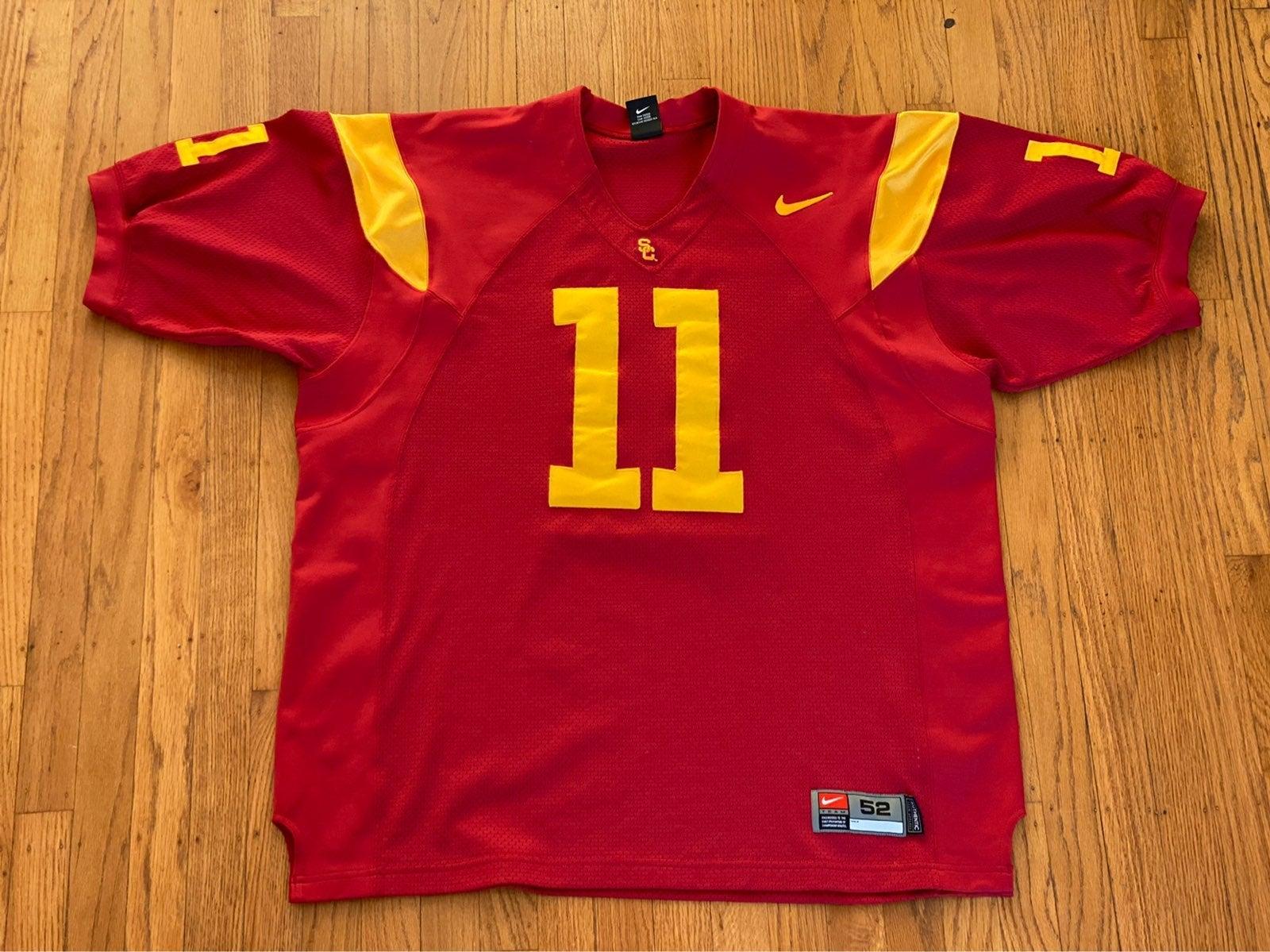 Authentic Nike USC Matt Leinart Jersey