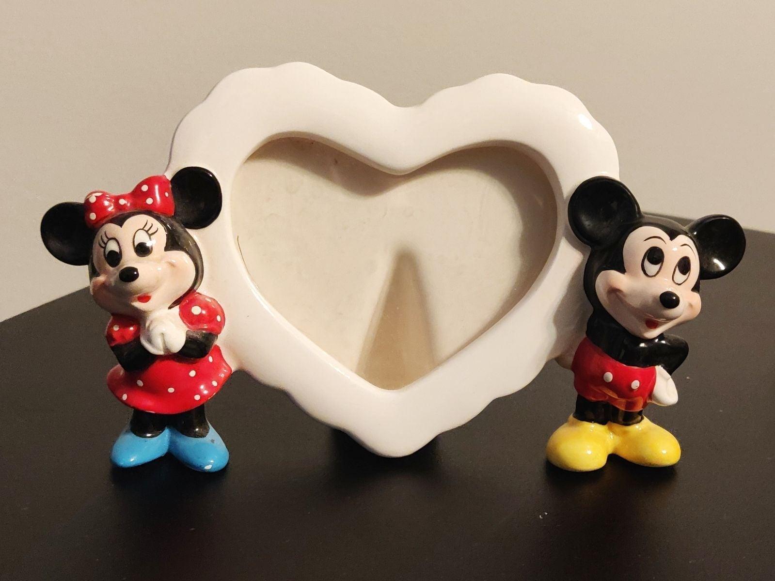 Disney Mickey & Minnie Picture Frame