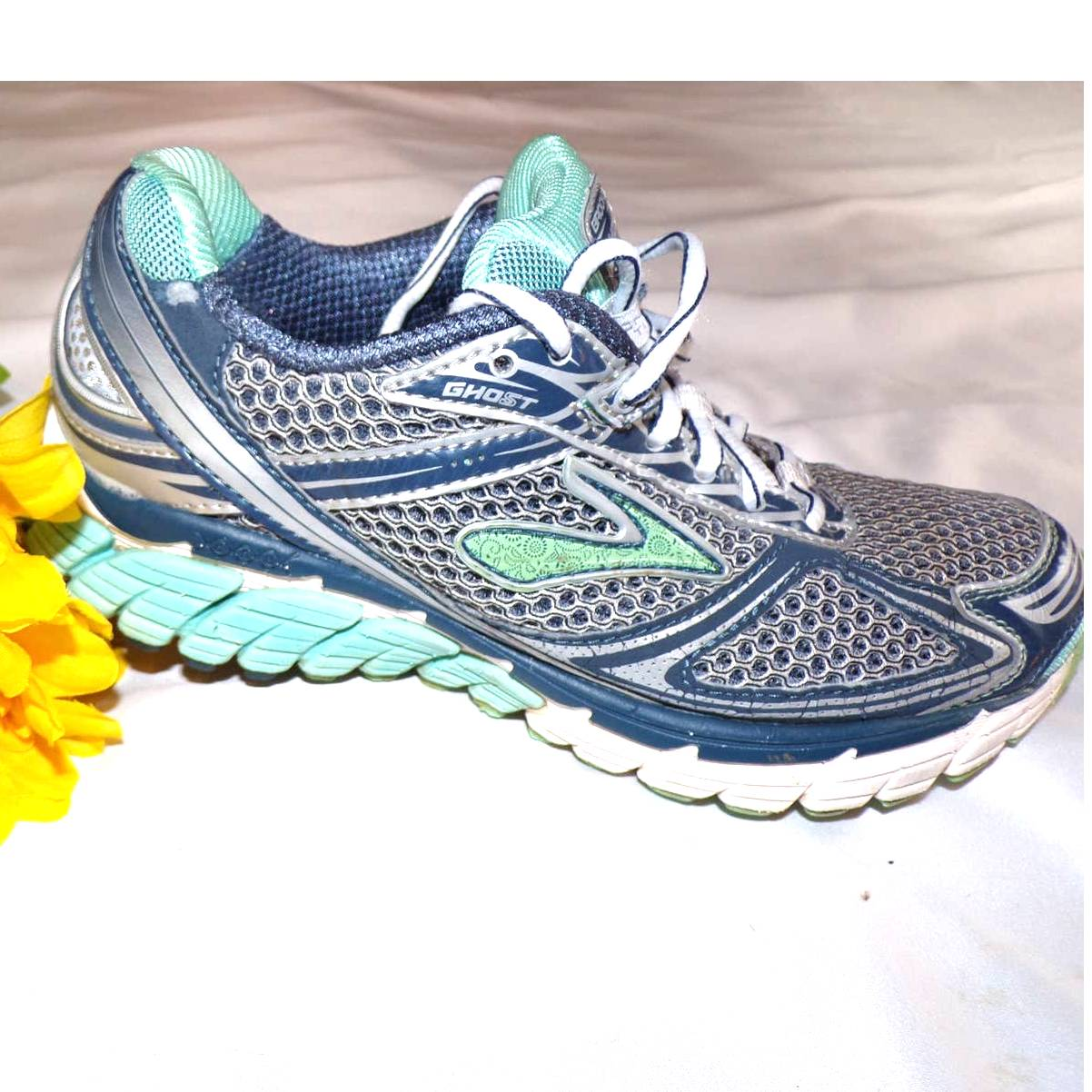 Brooks Ghost 5 Womens Running Shoes 6.5M