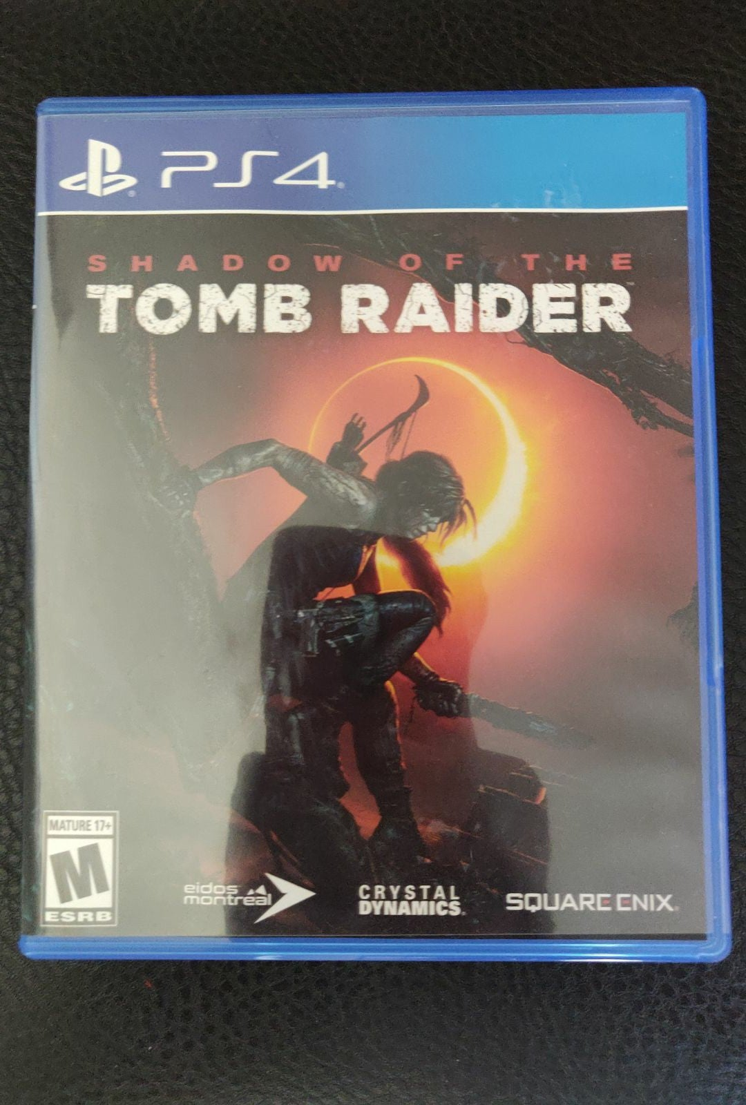Shadow of the Tomb Raider on Playstation