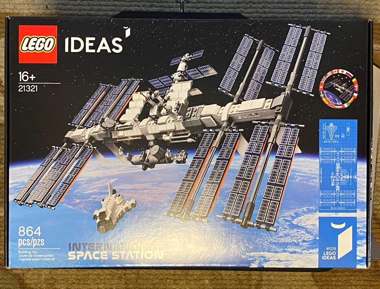 Lego Idea International Space Station