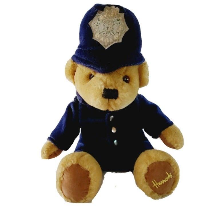 Harrods Bobbie Teddy Bear Knightsbridge