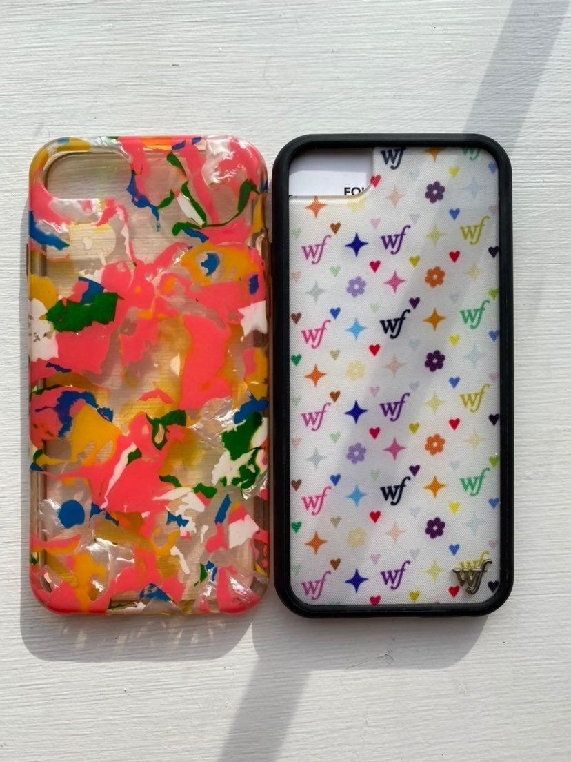 2 IPhone 6/7/8 Cases