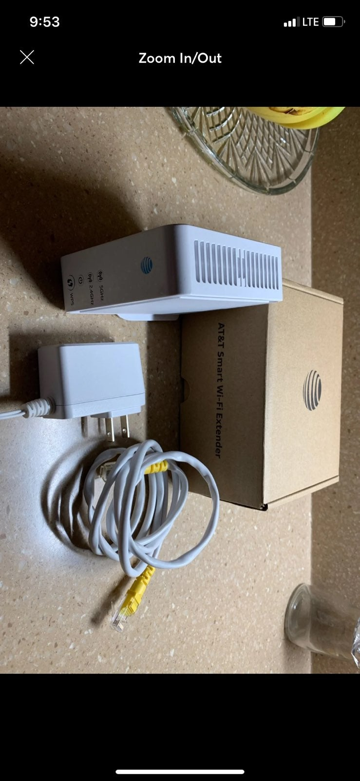 AT&T smart WIFI Extender