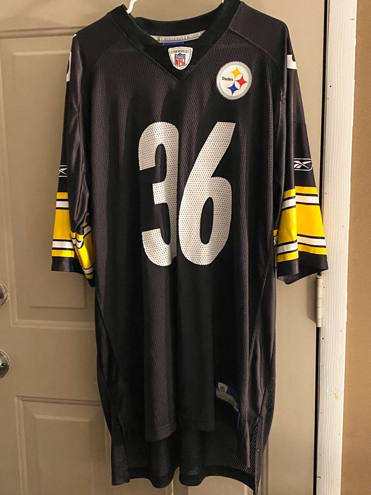NFL Jerome Bettis Pittsburgh Steelers