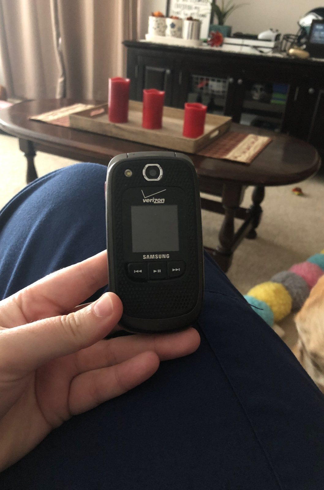 Verizon Samsung Flip Phone