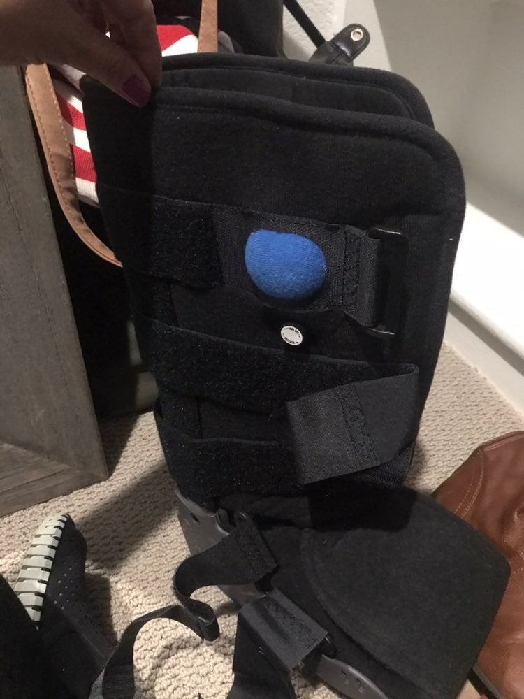 brace boot